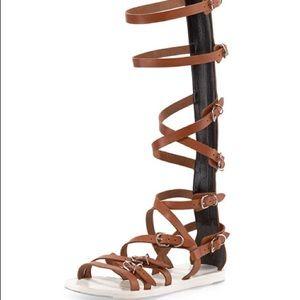 Balenciaga Strap Gladiator Sandal